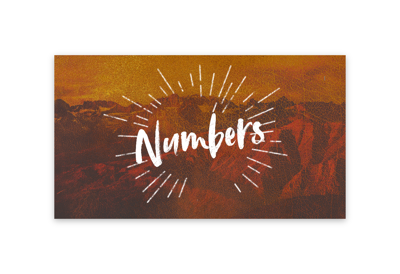 Week 3: Day 3- Numbers 20:7-8