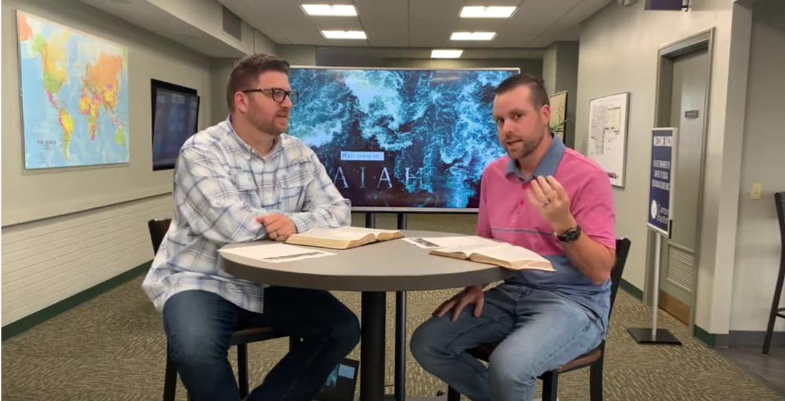 Episode #9- Isaiah Study- Prioritizing God